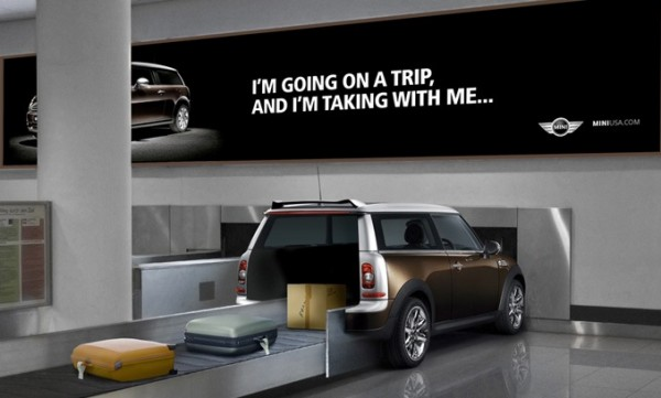 Mini Clubman ad