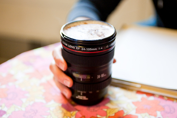 This is why i'm broke - Photojojo Canon Lens Cup