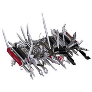 This is why i'm broke - swiss army knife