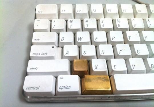 The Golden Keys by Eric Elms