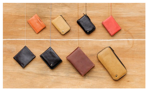 New Bellroy Wallets