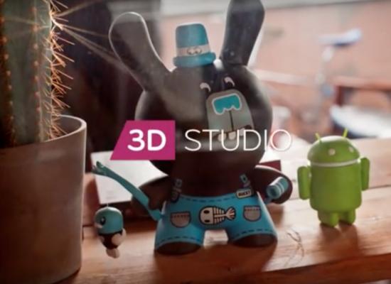 LG puts Facebook in 3D